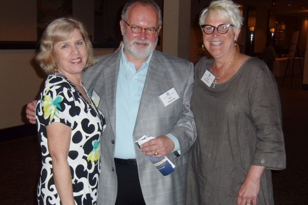 Joan Koepke, Kirk and Cindy Verseman