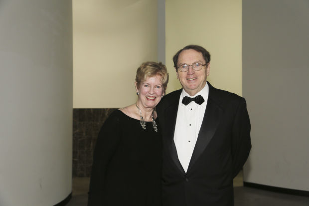 Charlotte and Alan Hamilton