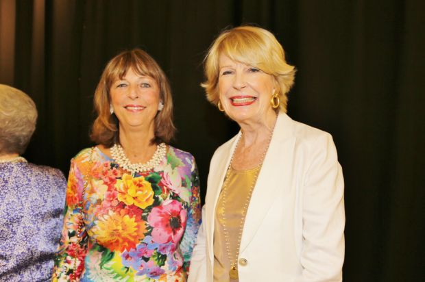 Joan Langenberg, Barbara Bridgewater