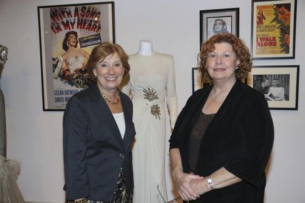 Connie Krapfl, Susan Garrett