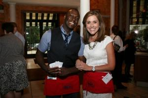 Saint Louis Crisis Nursery Celebrity Waitresses' & Waiters' Night
