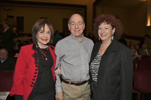 Cynthia Frohlichstein, Martin Wice, Betty Kagan