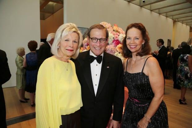 Noemi and Michael Neidorff, Lelia Farr