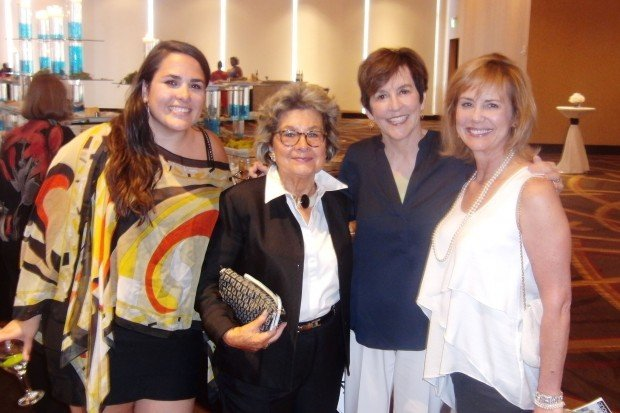 Stephanie Gold, Barbara Goodman, Caroline Gold , Stephanie River