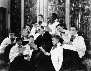 Fr Flanagan and Choir 1940s.jpg