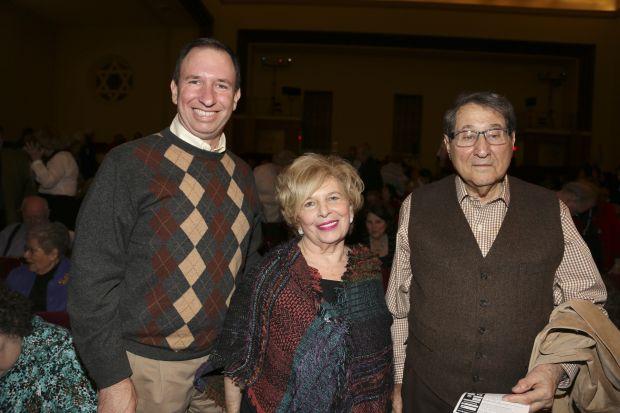 David Schneideer, Eileen Edelman, Robert Burg