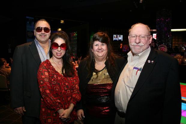 John and Dr. Trish Saleeby, Dr. Elaine Jurkowski, Dr. Bill Uhland