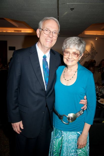 Paul Reuter, Janet Brown