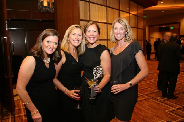 Lizzy Dooley, Nancy Cunneen, Michelle Moersch, Katy Whidden
