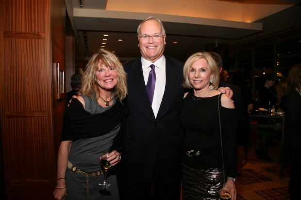 Becky Vidal, Dick Miles, Pat Whitaker