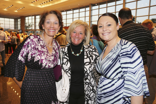 Mary Jotte, Mary Lynne Wilson, Michelle Perotta
