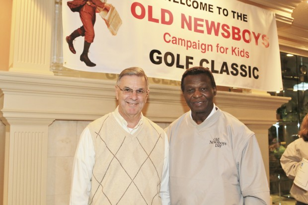 Old Newsboys Golf