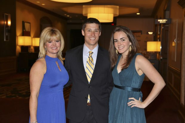 Connie Cissell, Ryan Orf, Erin Engelhardt