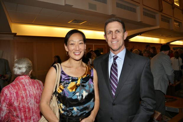 Julie Tang, Mark Eggert