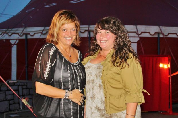 Holly Heflin, Gina Tocco