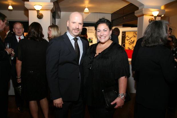Jordan Gaunce, Lisa Melandri