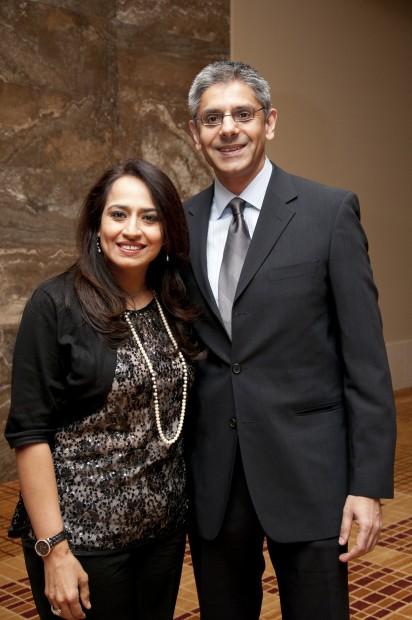 Aansa and Hammad Shah