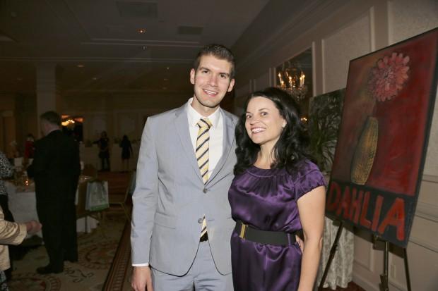 Justin Flynn, Kate Evett