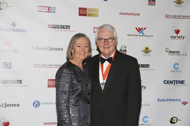 Carol and Tom Voss