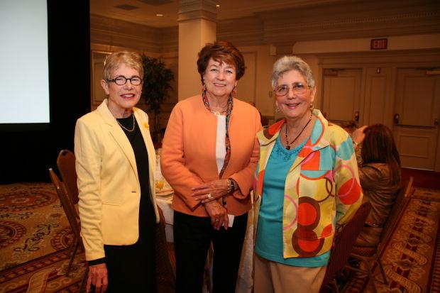 Barbara Kuchar, Kathleen Woodworth, Marie Schneider