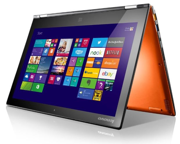 Lenovo Yoga 2 Pro_Orange_Tent.JPG