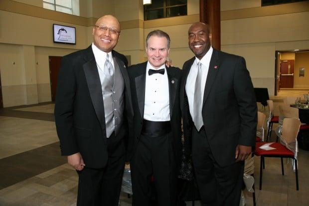 Lonnie Folks, Dan Kirner, Marcus Manning
