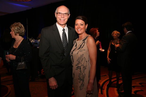 Warner and Cindy Baxter