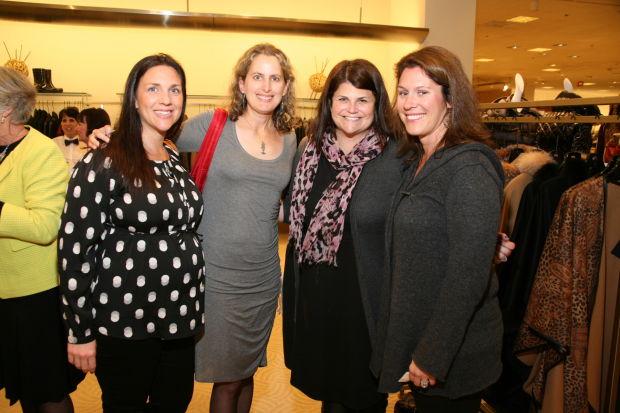 Lizzie Berman, Laura Levey, Jen Bernstein, Amy Weiss