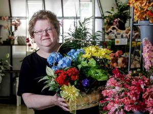 Marianne Przetak, owner of Ladue Florist