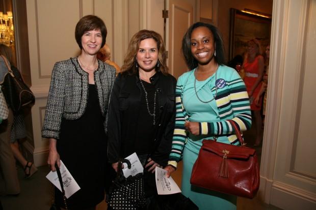 Karen Myers, Cherie Bock, Kewana Regans