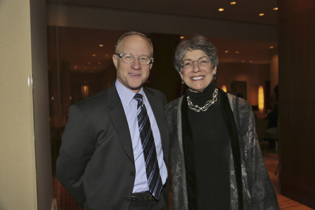 Steve and Susan Lipstein