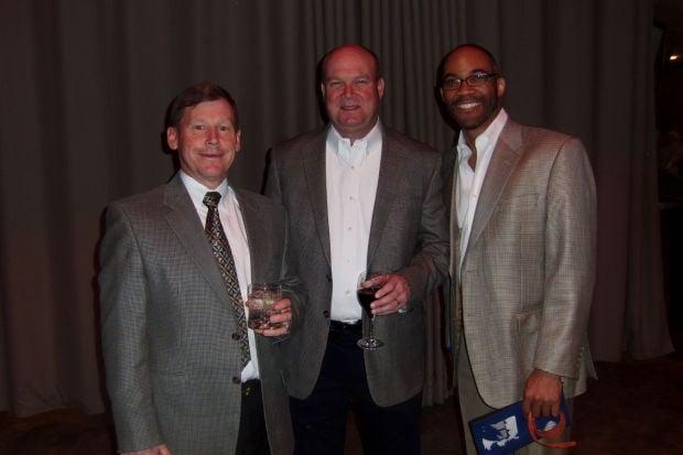 Dennis Osborne, Ed Stratten, Darryl Jones