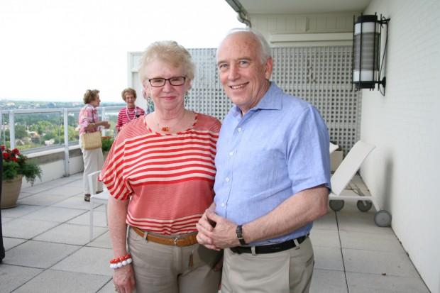 Sara Fabick, Bill Aitken