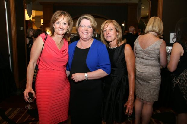 Laurie Roethemuier, Sheila Timm, Cindy Etzkorn
