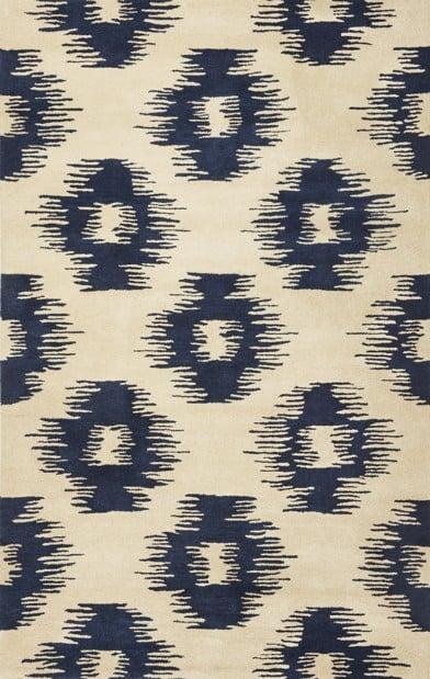 5 Kas Tapestry 6801 Ivory-Blue Simplicity 5x8 $438 retail.jpg