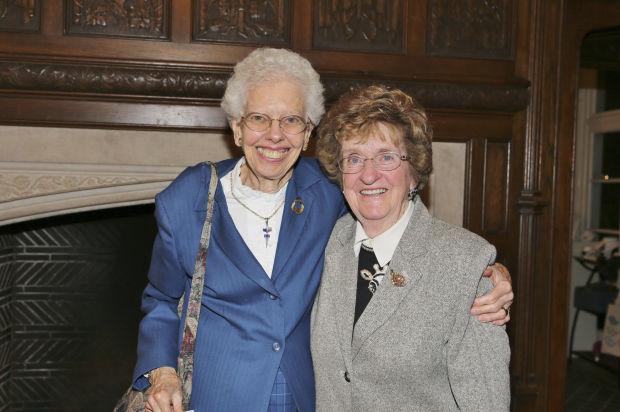 Doris Ferguson, Rosemary Lambert