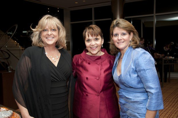 Jamie Behrens, Cindy Leyes, Robyn Jacobs