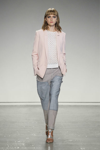 SS14 REBECCA TAYLOR NEW YORK 09/07/2013