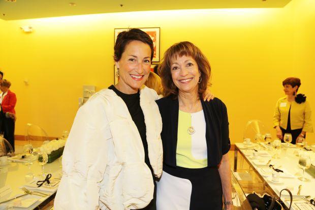 Susan Sherman, Marci Rosenberg
