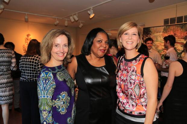 Susan McHaney, Phyllis Roy, Leigh Ellen Griffiths