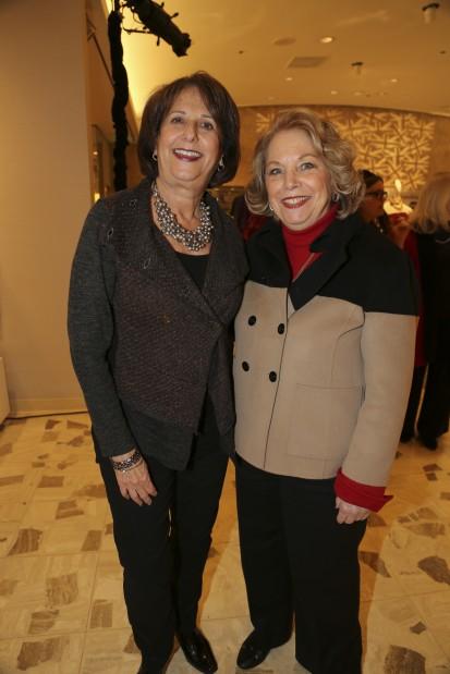Karen Suroff, Judi Scissors