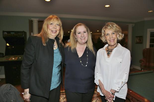 Margie Baldwin, Lucia Rodiguez, Carole Werley
