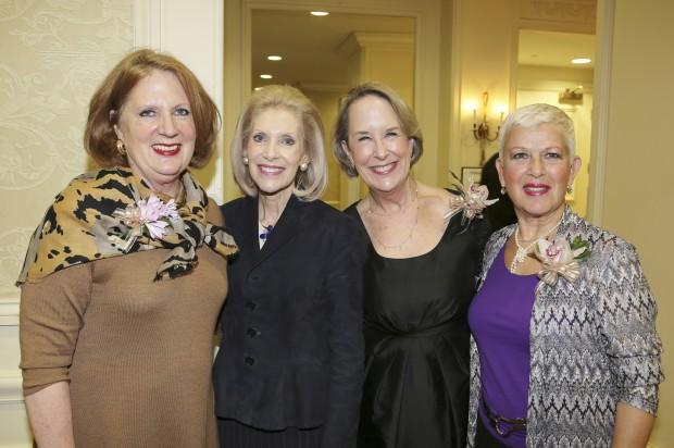 Susan Block, Joan Berkman, Christy Marshall, Linda Hansen