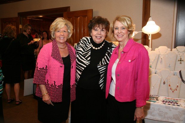 Judy Toombs, Kay Wallace, Nancy Giulvezan
