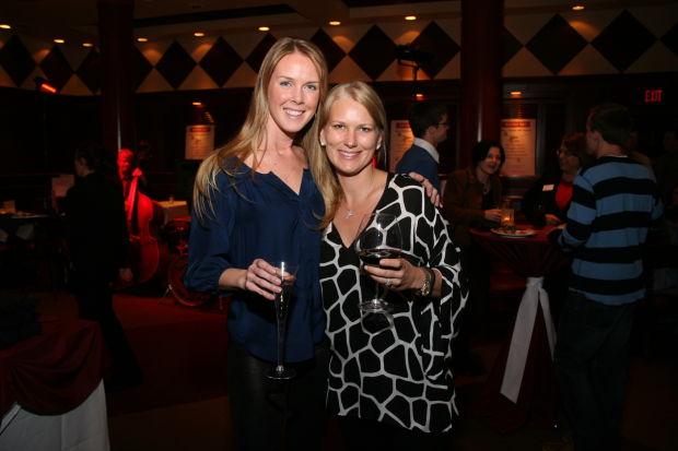 Kelly Backes, Chantal Tkachuk