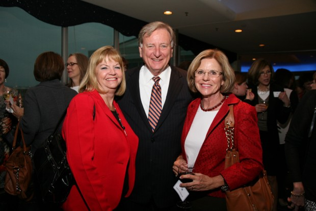 Vicki Dolan, Jim Smith, Lynn Schenck