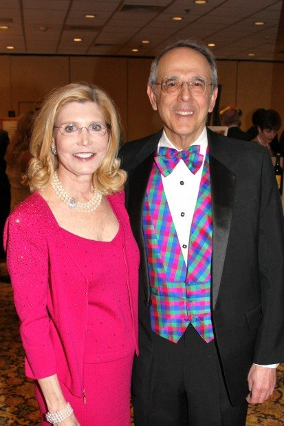 Nanci and Dr. James Bobrow