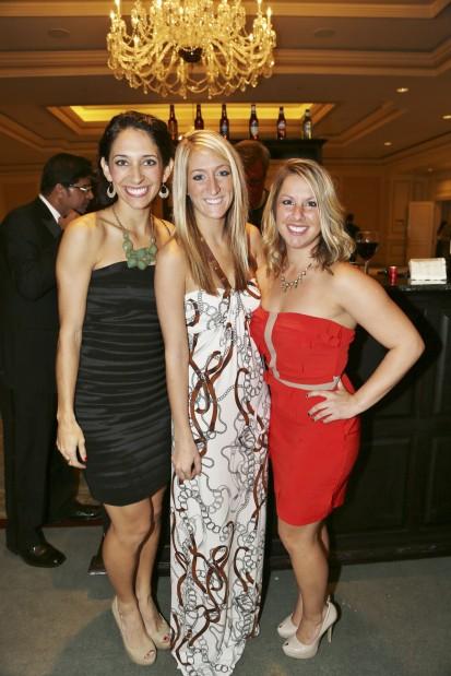 Andrea Peersson, Leah Wiedemann, Jessica Walter