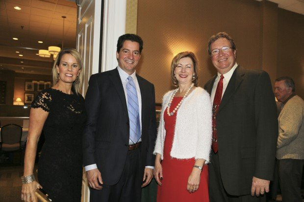 Mary Beth and Jim Monafo, Judge Colleen Dolan, Judge Glenn Norton