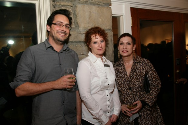 Ben McGrath, Dana Turkovic, Roseann Weiss